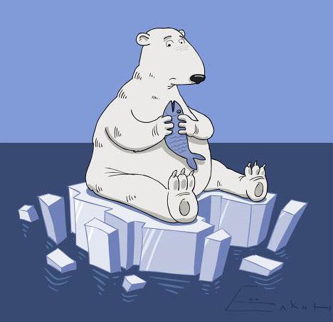 Bắc cực đang nóng lên: lợi...hại...
