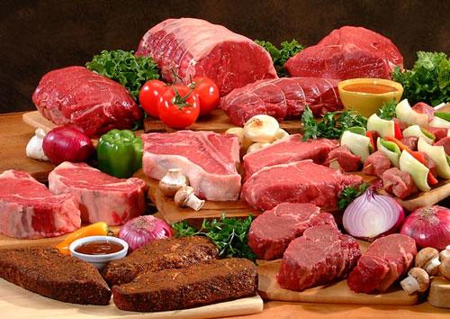 Ăn nhiều thịt dễ mập