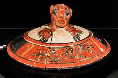 Bí ẩn kỳ lạ trong ngôi mộ cổ Maya