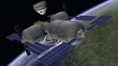 Lộ diện mẫu tàu vũ trụ mới của Mỹ