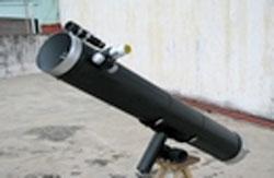 Kính thiên văn tự chế cho học sinh