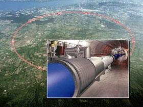 LHC có thể sớm giải mã sự hình thành của vũ trụ