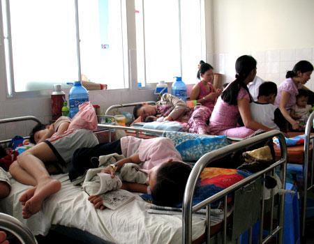 Nhiều bệnh có thể tấn công học sinh mùa tựu trường