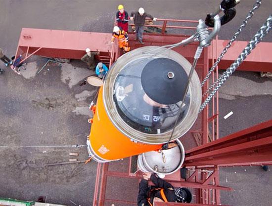 Tự chế tạo phi thuyền để bay vào vũ trụ