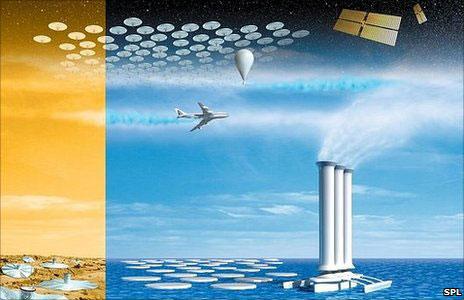 Giải pháp ngăn chặn nước biển dâng