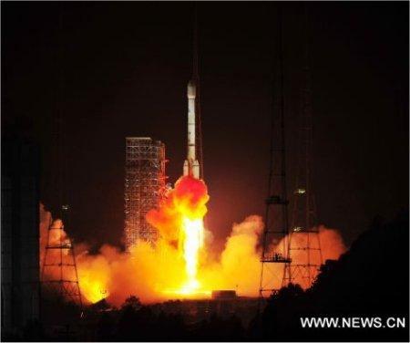 Trung Quốc phóng thành công vệ tinh