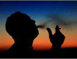Sức khỏe đời sống-Khói thuốc lá sẽ gây ức chế enzyme kháng viêm