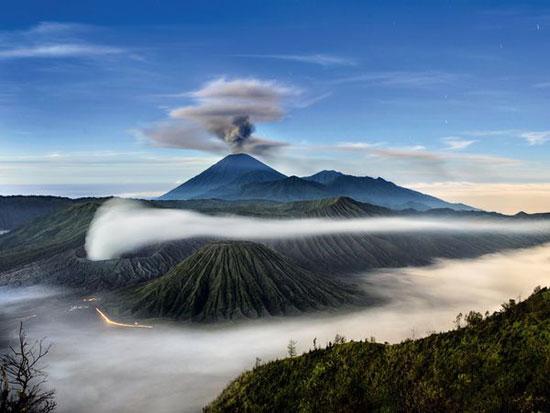 Vẻ đẹp kỳ bí của Indonesia