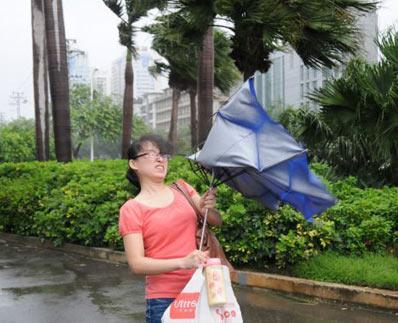 Bão mạnh nhất trong năm đổ bộ vào Trung Quốc