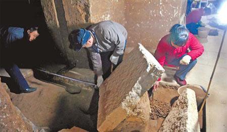 Giới khảo cổ khẳng định mộ Tào Tháo là thật