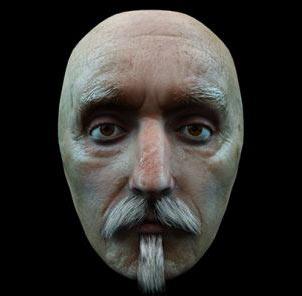 Chân dung Shakespeare qua công nghệ 3D