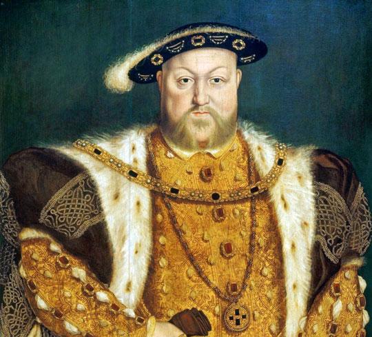 Xác minh được đầu Vua Henry đệ Tứ của Pháp
