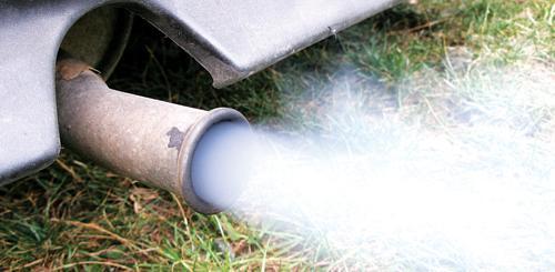 Tận dụng khí thải từ xe hơi nhằm tạo ra điện năng