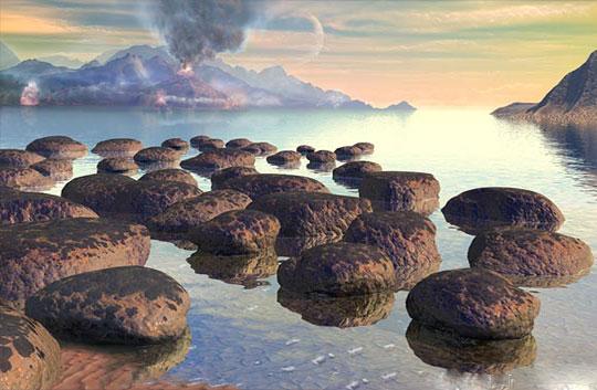 Sự sống bắt đầu trên Trái Đất cách đây 3 tỷ năm