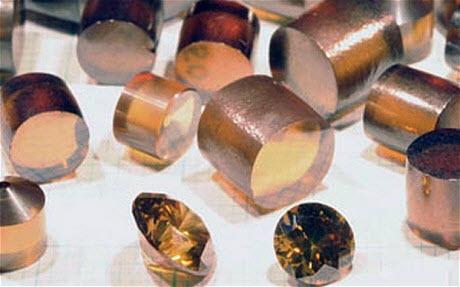 Chế tạo thành công kim cương cứng nhất thế giới