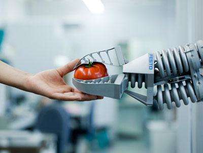 Robot vòi voi đoạt Giải thưởng Tương lai của Đức