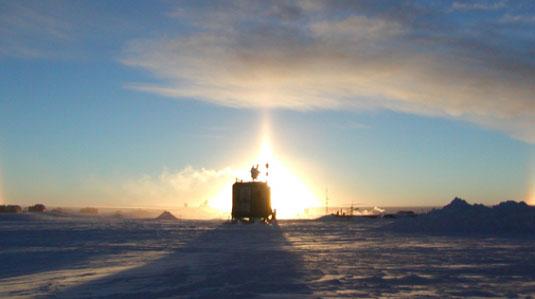 Đài quan sát hạt neutrino lớn nhất thế giới