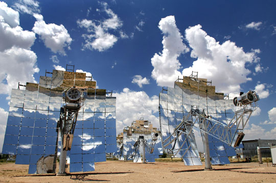 Mỹ lập tiêu chuẩn nâng cấp nguồn năng lượng sạch