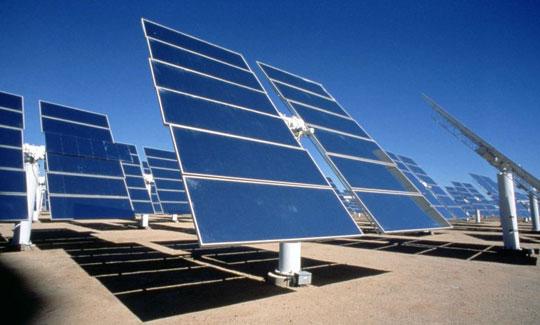 Thiết bị biến năng lượng mặt trời thành nhiên liệu