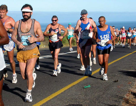 Chạy nhanh hơn sẽ giúp giảm được nhiều cân hơn