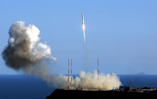 Những vụ phóng vệ tinh thất bại trong 2010