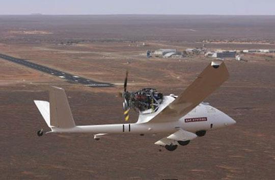 Malaysia chế tạo được máy bay không người lái