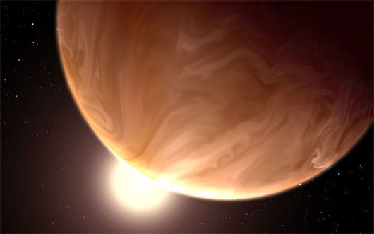Lần đầu tiên quan sát khí quyển siêu Trái đất