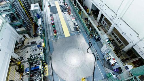 Những phòng thí nghiệm trong lòng đất