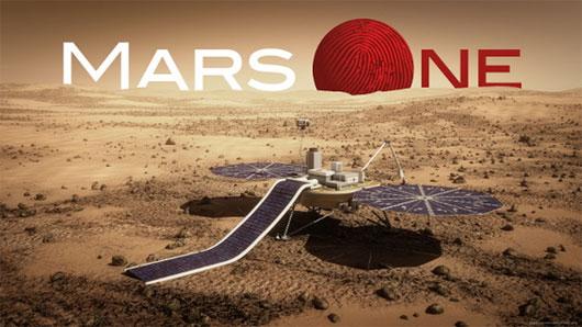 Sống ở sao Hỏa để thử thách bản thân