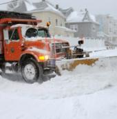 Bão tuyết đầu mùa ở Mỹ kéo nhiệt độ xuống thấp kỷ lục