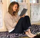 Đọc tiểu thuyết sẽ giúp cho não bộ phát triển