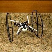 Robot di chuyển, leo trèo nhanh như nhện thật