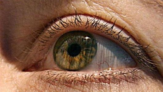 Thiết bị quét mống mắt thay thế mật khẩu truyền thống