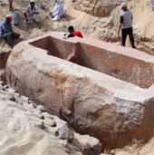 Xác định danh tính pharaoh Ai Cập trong ngôi mộ cổ