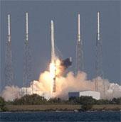 SpaceX phóng vệ tinh thương mại thứ hai