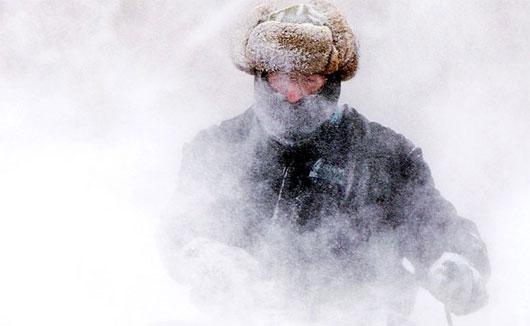 Cái lạnh cực điểm gây hại thế nào tới cơ thể người?