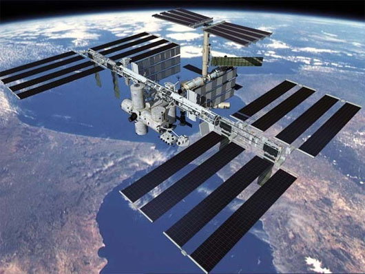 NASA cho ISS thêm 4 năm hoạt động