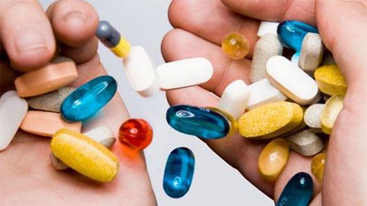 Tương tác cần tránh khi dùng thuốc
