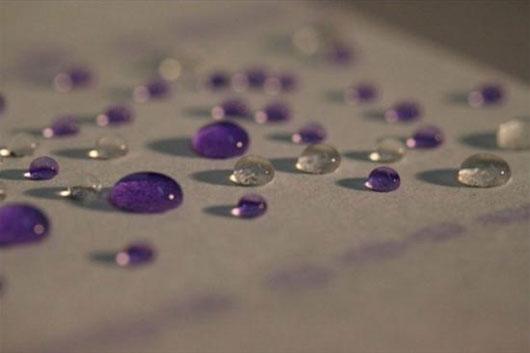 Giấy chống thấm nước công nghệ nano