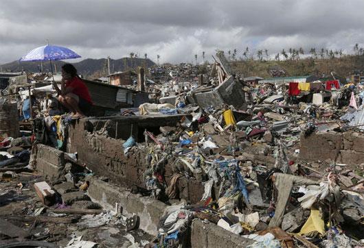 Hàng nghìn người phải sơ tán vì lũ lụt, lở đất ở Philippines