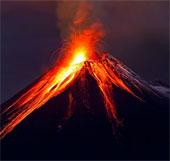 Độ phình mặt đất giúp cảnh báo sớm núi lửa phun trào
