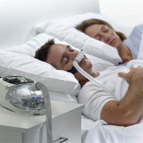 Thiết bị cấy dưới da chống ngừng thở khi ngủ