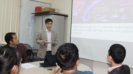 Lần đầu tiên Việt Nam xây dựng thành công hệ gen người Việt