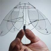 Chế tạo thành công thiết bị bay chuyển động kiểu con sứa