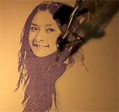 Video: Robot Việt vẽ hình đẹp ngỡ ngàng