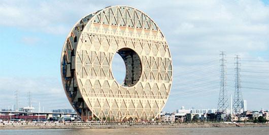 Cao ốc hình tròn