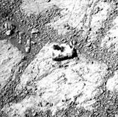 Phát hiện hòn đá bí ẩn trên sao Hỏa