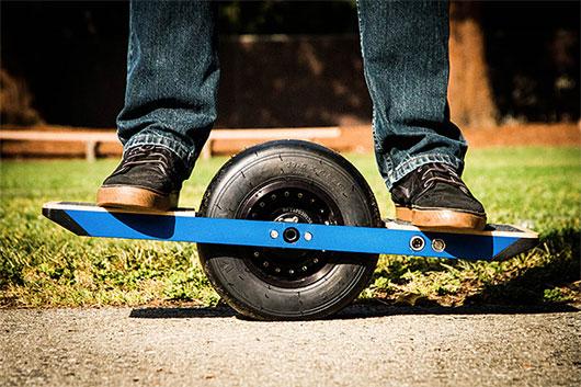 Onewheel - ván trượt 1 bánh tự cân bằng chạy điện