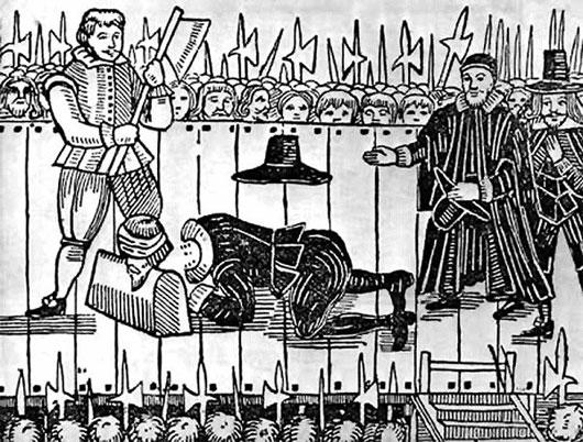 Con người tồn tại ra sao sau khi bị chặt đầu?
