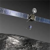 ESA tái kích hoạt tàu thăm dò sao chổi Rosetta